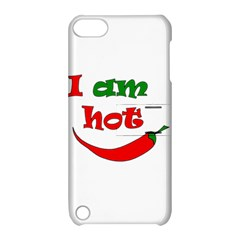 I Am Hot  Apple Ipod Touch 5 Hardshell Case With Stand