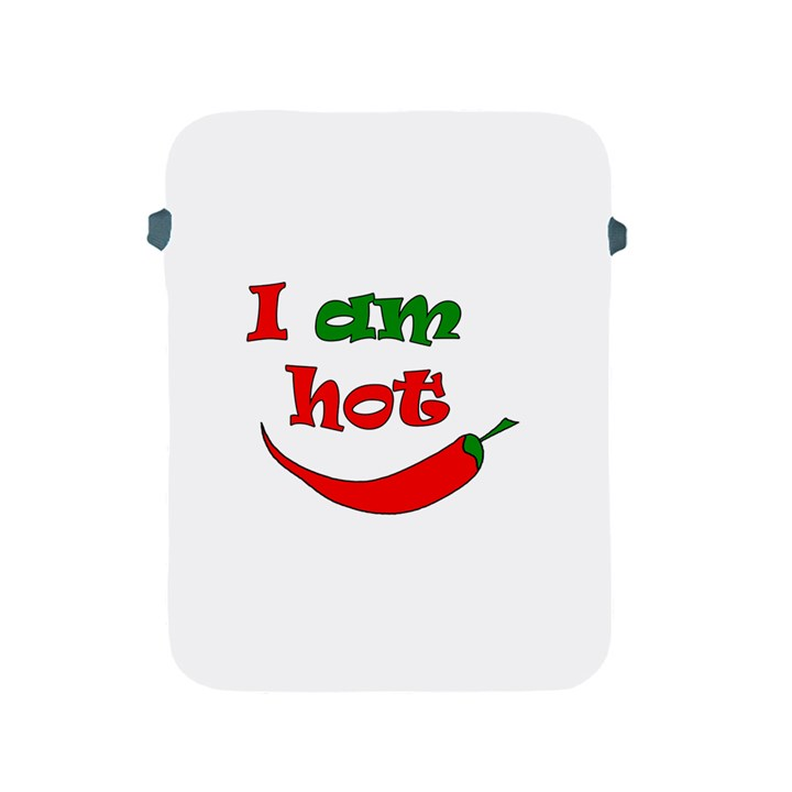 I am hot  Apple iPad 2/3/4 Protective Soft Cases