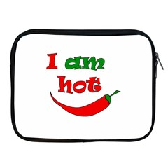 I am hot  Apple iPad 2/3/4 Zipper Cases