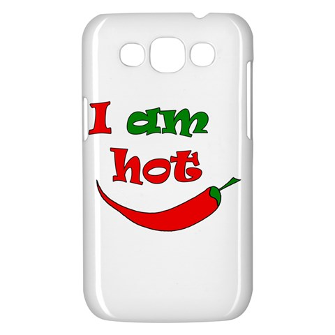 I am hot  Samsung Galaxy Win I8550 Hardshell Case