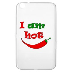 I am hot  Samsung Galaxy Tab 3 (8 ) T3100 Hardshell Case