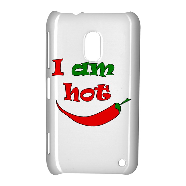 I am hot  Nokia Lumia 620