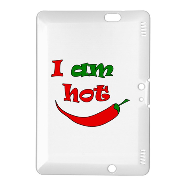 I am hot  Kindle Fire HDX 8.9  Hardshell Case