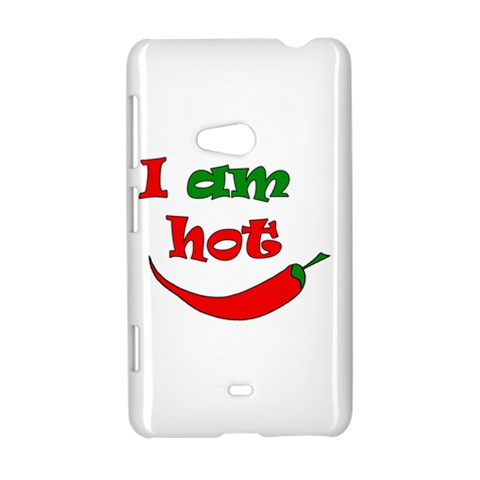 I am hot  Nokia Lumia 625