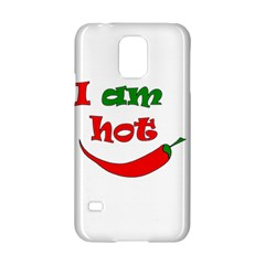 I am hot  Samsung Galaxy S5 Hardshell Case