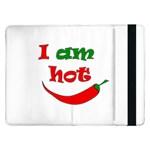 I am hot  Samsung Galaxy Tab Pro 12.2  Flip Case Front