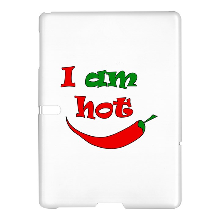 I am hot  Samsung Galaxy Tab S (10.5 ) Hardshell Case