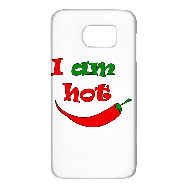 I am hot  Galaxy S6
