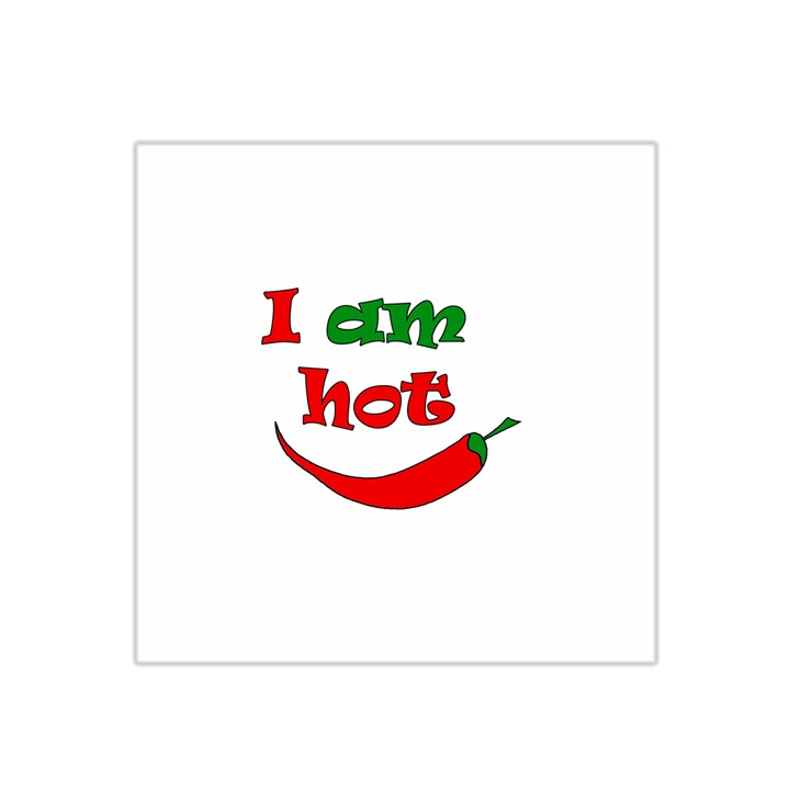I am hot  Satin Bandana Scarf