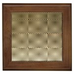 Fashion Style Glass Pattern Framed Tiles Front