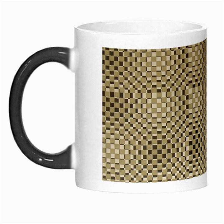 Fashion Style Glass Pattern Morph Mugs