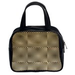 Fashion Style Glass Pattern Classic Handbags (2 Sides) Front