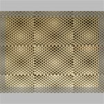 Fashion Style Glass Pattern Canvas 16  x 12  16  x 12  x 0.875  Stretched Canvas