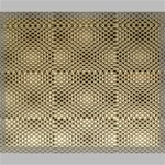 Fashion Style Glass Pattern Canvas 24  x 20  24  x 20  x 0.875  Stretched Canvas
