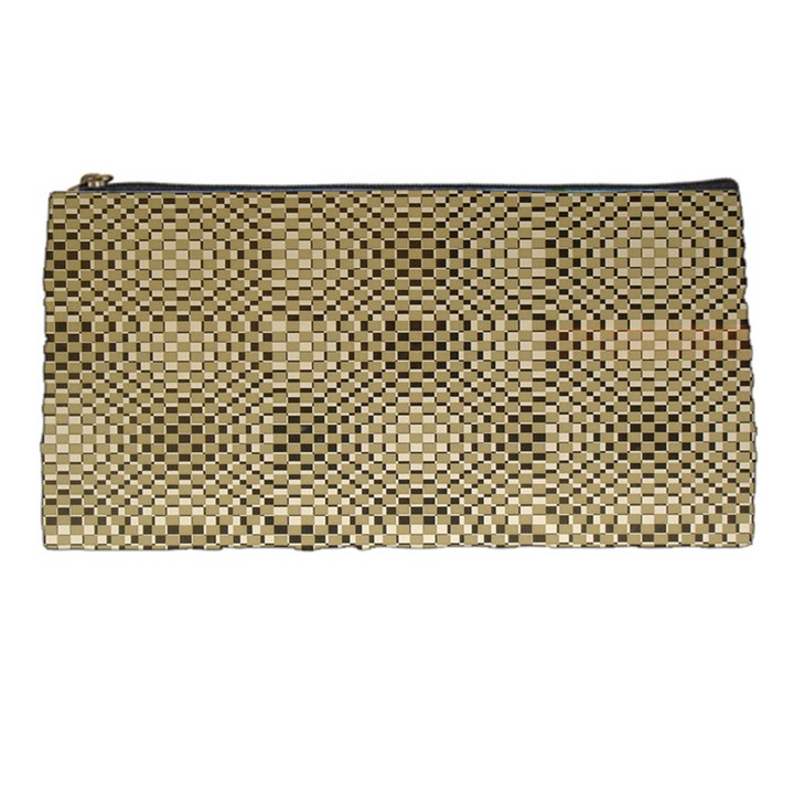 Fashion Style Glass Pattern Pencil Cases