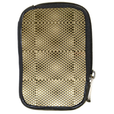 Fashion Style Glass Pattern Compact Camera Cases