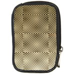 Fashion Style Glass Pattern Compact Camera Cases Front