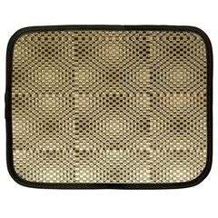 Fashion Style Glass Pattern Netbook Case (XL)