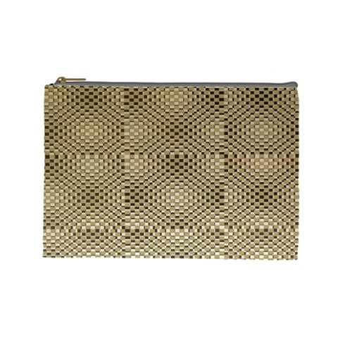 Fashion Style Glass Pattern Cosmetic Bag (Large)