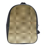 Fashion Style Glass Pattern School Bags(Large)  Front