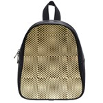 Fashion Style Glass Pattern School Bags (Small)  Front