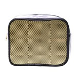 Fashion Style Glass Pattern Mini Toiletries Bags Front