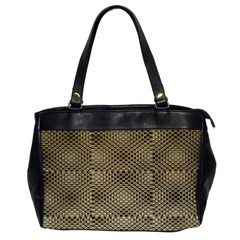 Fashion Style Glass Pattern Office Handbags