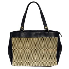 Fashion Style Glass Pattern Office Handbags (2 Sides)