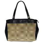 Fashion Style Glass Pattern Office Handbags (2 Sides)  Front