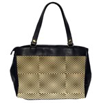 Fashion Style Glass Pattern Office Handbags (2 Sides)  Back