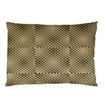 Fashion Style Glass Pattern Pillow Case (Two Sides) Back