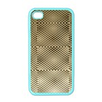 Fashion Style Glass Pattern Apple iPhone 4 Case (Color) Front