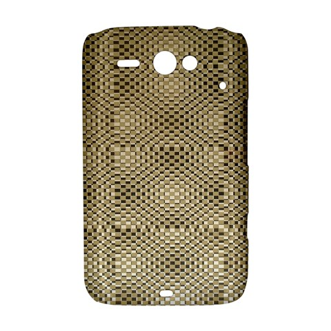 Fashion Style Glass Pattern HTC ChaCha / HTC Status Hardshell Case