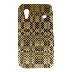 Fashion Style Glass Pattern Samsung Galaxy Ace S5830 Hardshell Case
