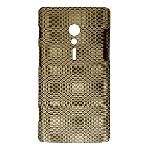 Fashion Style Glass Pattern Sony Xperia ion
