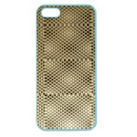 Fashion Style Glass Pattern Apple Seamless iPhone 5 Case (Color) Front