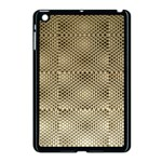 Fashion Style Glass Pattern Apple iPad Mini Case (Black) Front