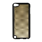 Fashion Style Glass Pattern Apple iPod Touch 5 Case (Black) Front