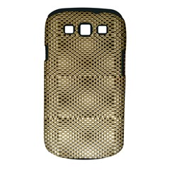 Fashion Style Glass Pattern Samsung Galaxy S III Classic Hardshell Case (PC+Silicone)
