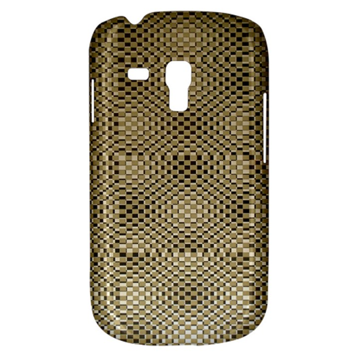 Fashion Style Glass Pattern Samsung Galaxy S3 MINI I8190 Hardshell Case
