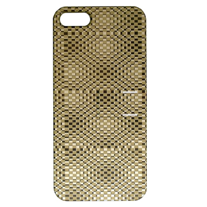 Fashion Style Glass Pattern Apple iPhone 5 Hardshell Case with Stand