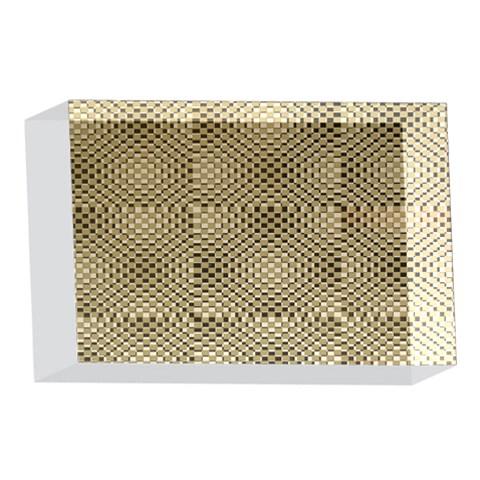 Fashion Style Glass Pattern 4 x 6  Acrylic Photo Blocks