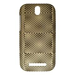 Fashion Style Glass Pattern HTC One SV Hardshell Case