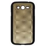 Fashion Style Glass Pattern Samsung Galaxy Grand DUOS I9082 Case (Black) Front