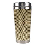 Fashion Style Glass Pattern Stainless Steel Travel Tumblers Right