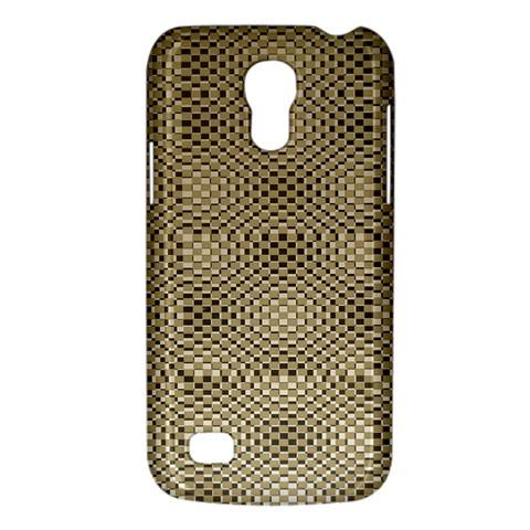Fashion Style Glass Pattern Galaxy S4 Mini