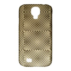 Fashion Style Glass Pattern Samsung Galaxy S4 Classic Hardshell Case (PC+Silicone)
