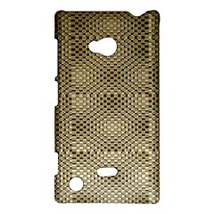 Fashion Style Glass Pattern Nokia Lumia 720