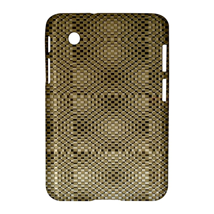 Fashion Style Glass Pattern Samsung Galaxy Tab 2 (7 ) P3100 Hardshell Case