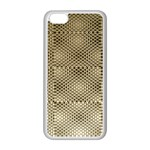Fashion Style Glass Pattern Apple iPhone 5C Seamless Case (White) Front